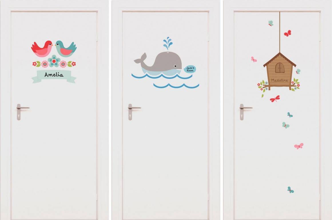 Рисунки на дверь в туалете своими руками